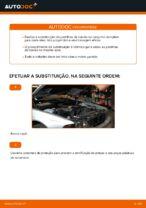 Como mudar e ajustar Calços de travão BMW 5 SERIES: tutorial pdf