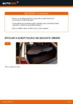 Mudar Amortecedor BMW 3 SERIES: manual técnico