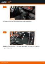 Как се подменят предните чистачки на BMW E46 Touring