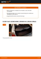 Käsiraamat PDF 3. Seeria hoolduse kohta