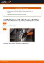 TOYOTA - remondi käsiraamatud koos illustratsioonidega