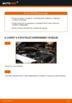 Hogyan cseréje és állítsuk be Fékbetét készlet BMW 5 SERIES: pdf útmutató