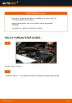 BMW aizmugurē un priekšā Bremžu uzlikas nomaiņa dari-to-pats - tiešsaistes instrukcijas pdf