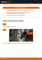 TOYOTA LAND CRUISER Amortizators maiņa: bezmaksas pdf