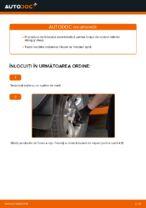 Montare Brat oscilant TOYOTA LAND CRUISER (KDJ12_, GRJ12_) - tutoriale pas cu pas