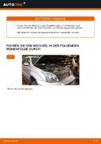 Schritt-für-Schritt-Anweisung zur Reparatur für Toyota Land Cruiser 80