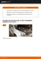Wie Sie Motoröl und den Ölfilter am Toyota Land Cruiser Prado J120 ersetzen