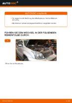 Wie Sie den Kraftstofffilter am Toyota Land Cruiser Prado J120 ersetzen