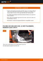 Reparatur- und Wartungsanleitung für Toyota Land Cruiser 100