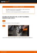 Montage Lenker Radaufhängung TOYOTA LAND CRUISER (KDJ12_, GRJ12_) - Schritt für Schritt Anleitung
