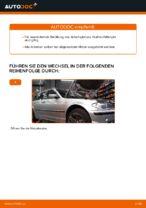 Wie Sie den Kraftstofffilter am BMW E46 Touring ersetzen