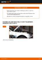 Wie ersetze ich ein vorderes Federbein beim BMW E46 Touring