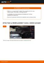 Comment remplacer les plaquettes de frein à disque avant sur une BMW E46 Touring