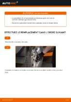 Remplacement Bras de liaison suspension de roue TOYOTA LAND CRUISER : instructions pdf