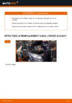 Comment remplacer l'huile moteur et un filtre à huile sur une RENAULT SCENIC II (JM)