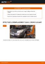 Comment remplacer l'huile moteur et un filtre à huile sur une Renault Scenic 2