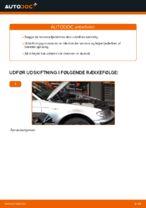 Skift Støddæmper BMW 3 SERIES: pdf gratis