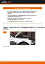 Cómo cambiar la cazoleta del amortizador delantero en BMW E46 Touring