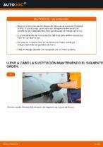 Sustitución de Juego de pastillas de freno en RENAULT SCÉNIC II (JM0/1_) - consejos y trucos