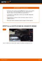 Come sostituire i dischi dei freni anteriori sulla BMW E46 Touring