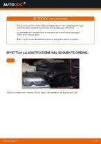 Come sostituire le pastiglie dei freni a disco anteriori BMW E46 Touring