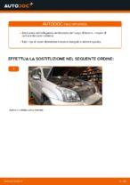Come sostituire il filtro del combustibile su Toyota Land Cruiser Prado J120