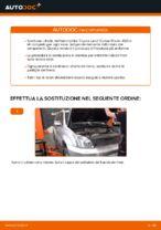 Cambiare Dischi Freno TOYOTA LAND CRUISER: manuale tecnico d'officina