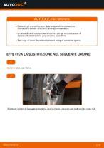 Manuale d'officina per Toyota Land Cruiser 100 online