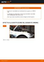 Come riparare un tirante frontale della barra stabilizzatrice su un' BMW E46 Touring