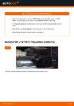 Hur man byter ut en främre bromsskiva på BMW E46 Touring
