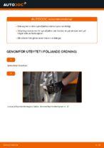 Byta Spiralfjädrar TOYOTA LAND CRUISER: gratis pdf