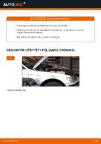 Så byter du främre bärfjädrar på BMW E46 Touring
