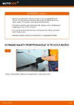 Wymiana Tarcze hamulcowe: pdf instrukcje do RENAULT SCÉNIC
