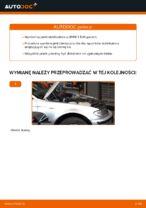 W jaki sposób wymienić przedni łącznik stabilizatora w BMW E46 Touring