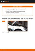 W jaki sposób wymienić przedni amortyzator w BMW E46 Touring