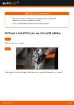 Instalação Braço oscilante suspensão da roda TOYOTA LAND CRUISER (KDJ12_, GRJ12_) - tutorial passo-a-passo
