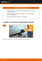 Autószerelői ajánlások - RENAULT Renault Scenic 2 1.5 dCi Üzemanyagszűrő csere