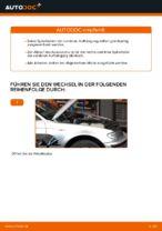 Wie Sie die vorderen Fahrwerksfedern am BMW E46 Touring ersetzen
