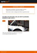Wie Sie den vorderen Bremsschlauch am BMW E46 Touring ersetzen