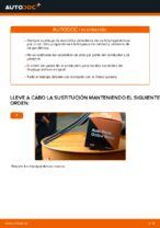 PDF manual sobre mantenimiento SCÉNIC