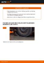 Wie Sie die vorderen Fahrwerksfedern am Renault Scenic 2 ersetzen