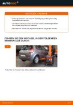 febi bilstein 46883 Fahrwerksfeder für RENAULT CLIO MODUS GRAND MODUS BR0 1