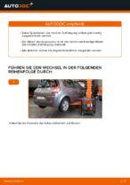 RENAULT Wartungsanweisung PDF