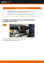 Koppelstange wechseln BMW X5: Werkstatthandbuch