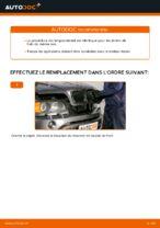 Tutoriel PDF étape par étape sur le changement de Étrier De Frein sur BMW X5 (E53)