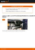 Cambiar Pinzas de Freno BMW X5: manual de taller