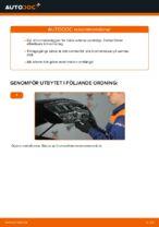 bilreservdelar KIA RIO | PDF Manual för reparation