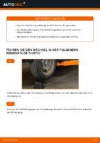 Auswechseln Stabilisatorstrebe KIA SORENTO: PDF kostenlos