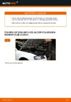 Wie Sie den Motorluftfilter am Audi A3 8P1 ersetzen