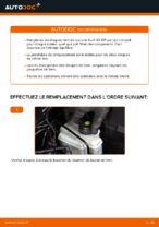 Comment remplacer des disques de frein arrière sur une Audi A3 8P1